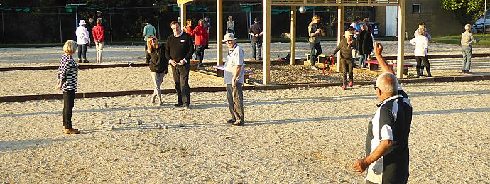 Petanque - Funny Name, Great Game!