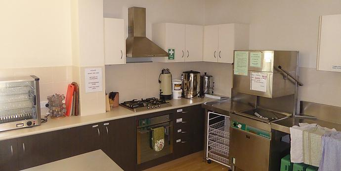 Full Function well equipped kitchen
