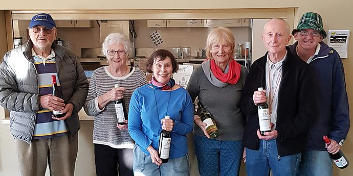 Wine Winners as Winter's Windless Weather Withers