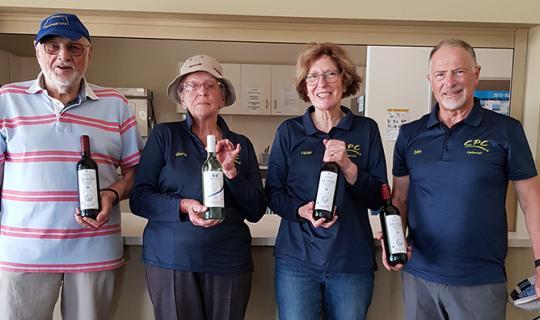Winners (inc. Gloria) & Winers (not Inc. Gloria)